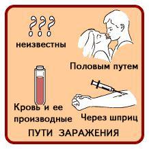 Гепатит с у месячного ребенка